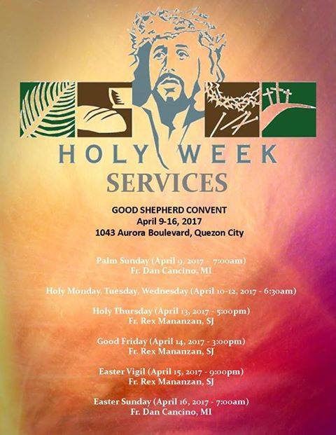 Holy week tuesday reflection